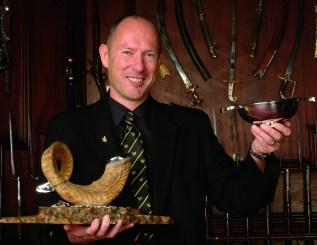 Last year's Glenfiddich winner Ian Speirs