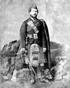 James Robertson, Edinburgh, piper to Breadalbane