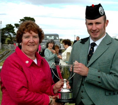 results - Carloway Show