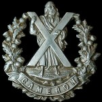 cameron badge