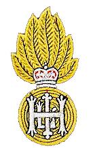 RHF badge