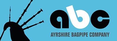 ayrshire bagpipe logo