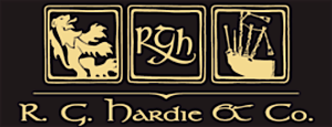 RG Hardie logo
