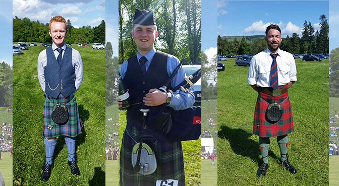 Blair Atholl Games Results (updated & pix added)