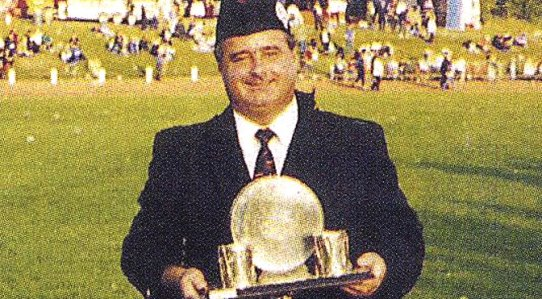 Jim was a multiple winner of the Champion of Champions Drum Corps title