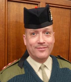 Major Gordon Rowan