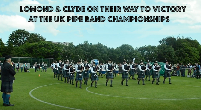 Review – Grade 2 at the 2017 UK Pipe Band Championships, Belfast