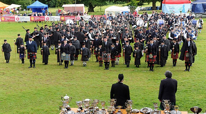 Bands: Grade 2 Mid Season Update and Look Ahead/ Co. Antrim Champs.