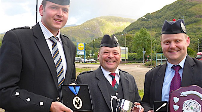 Lochaber Gathering Draw Published
