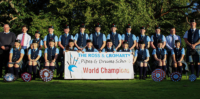 PP Editor's Blog: Highland Band Success/ Glasgow Police/ 'Crunluath'/ Solo Judging