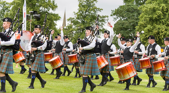 European Pipe Band Champs Promo/ South Africa Soloists End of Year Meeting