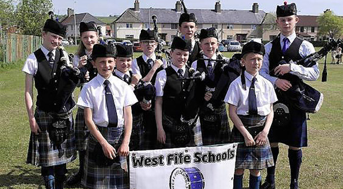 PP Ed's Blog: Cailean's Last Show/ Piob Soc Conf/ West Fife Band Plea/ New Music/ College Board