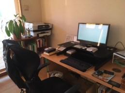 仕事部屋1