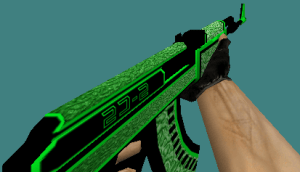 ak47 plastic by brothers