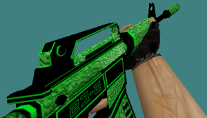 m4a1 plastic by brothers