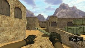 CS 1.6 CSGO Bayonet