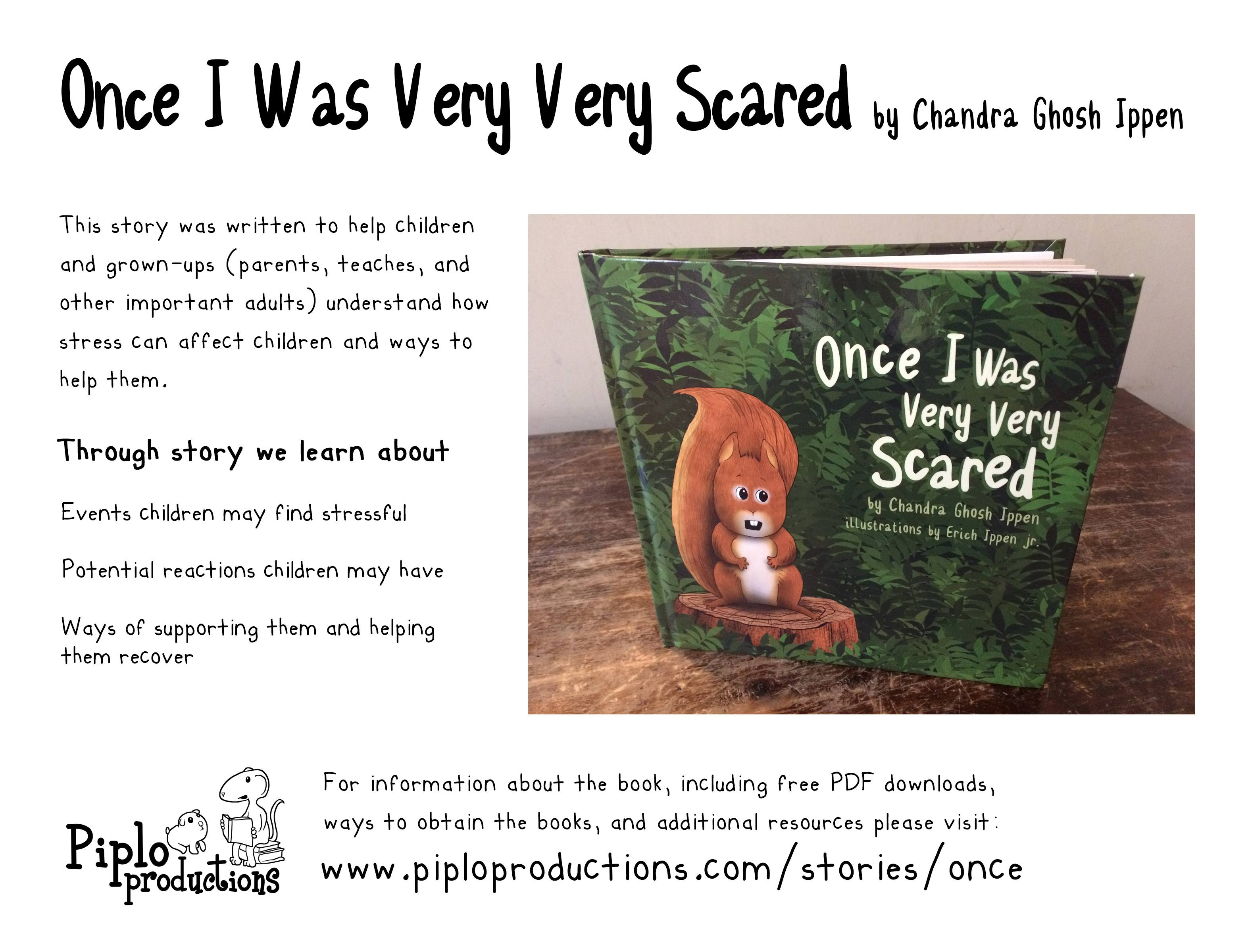 Once I Was Very Very Scared Piplo Productions