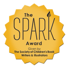 SCBWI Spark Seal