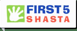 First5Shasta logo