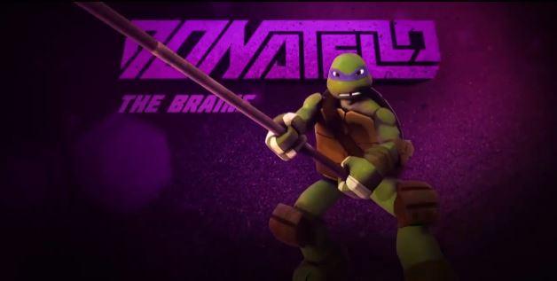 Donatello, o Cérebro