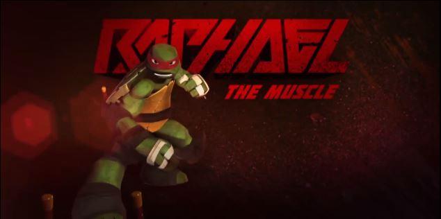 Raphael, a Força Bruta