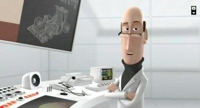 McLaren Animation Tooned - Episode 1-Professor M (1)