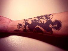 tattoo sonho daniel morpheus