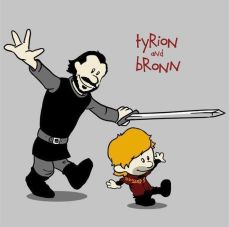 game of throne meme tyrion and bronn