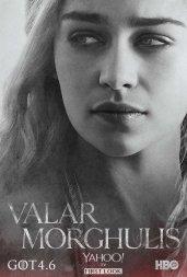 valar morghulis_game of thrones 4 season