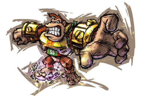 wii_mariostrikers_Charged_donkey kong