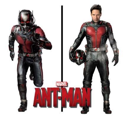 PIPOCA COM BACON - #PipocaComBacon O Que Vi do Filme: Vingadores – A Era de Ultron - Ant-Man-PaulRuddInSuit