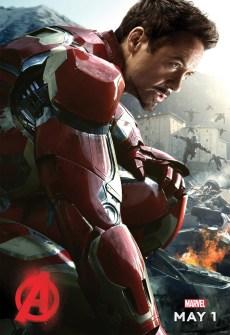 PIPOCA COM BACON - #PipocaComBacon O Que Vi do Filme: Vingadores – A Era de Ultron - avengers-age-of-ultron-poster-iron-man