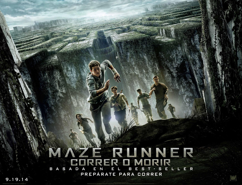 Poster do filme Maze Runner: Correr ou Morrer