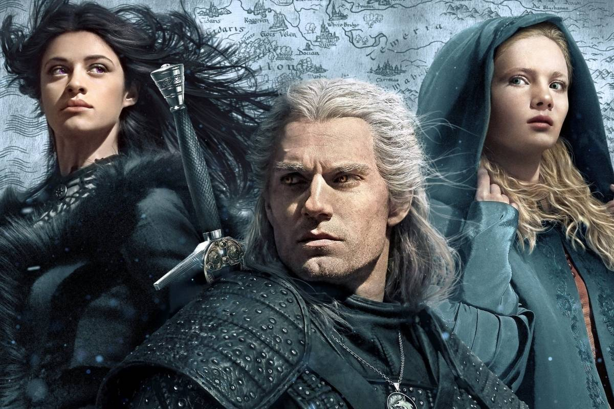 The Witcher 2021
