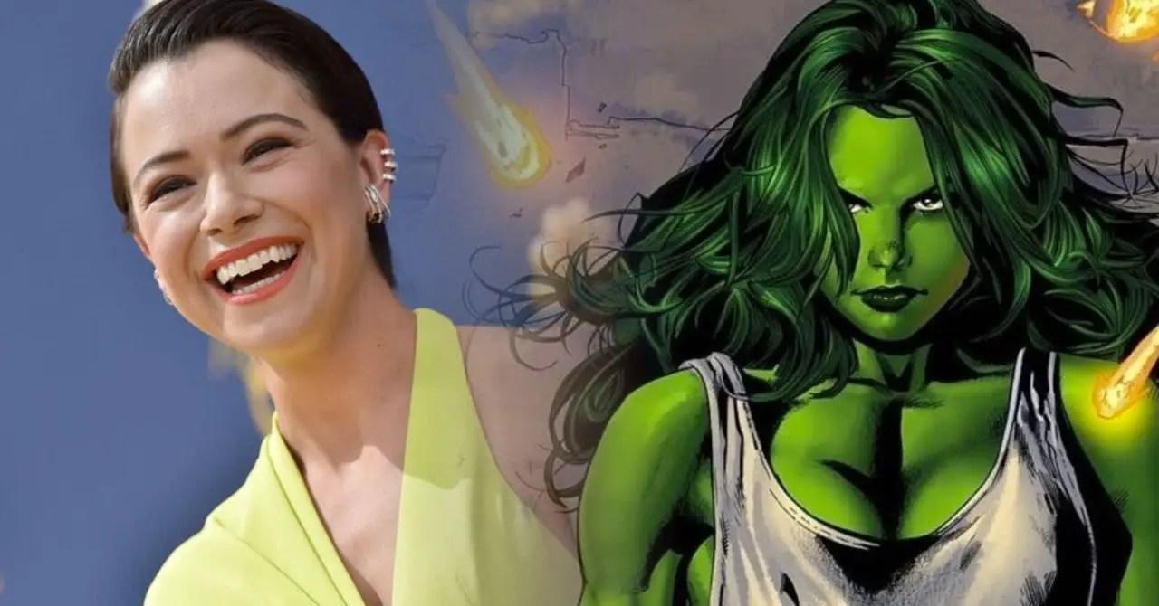 Tatiana Maslany é confirmada como She-Hulk na série do Disney+ -