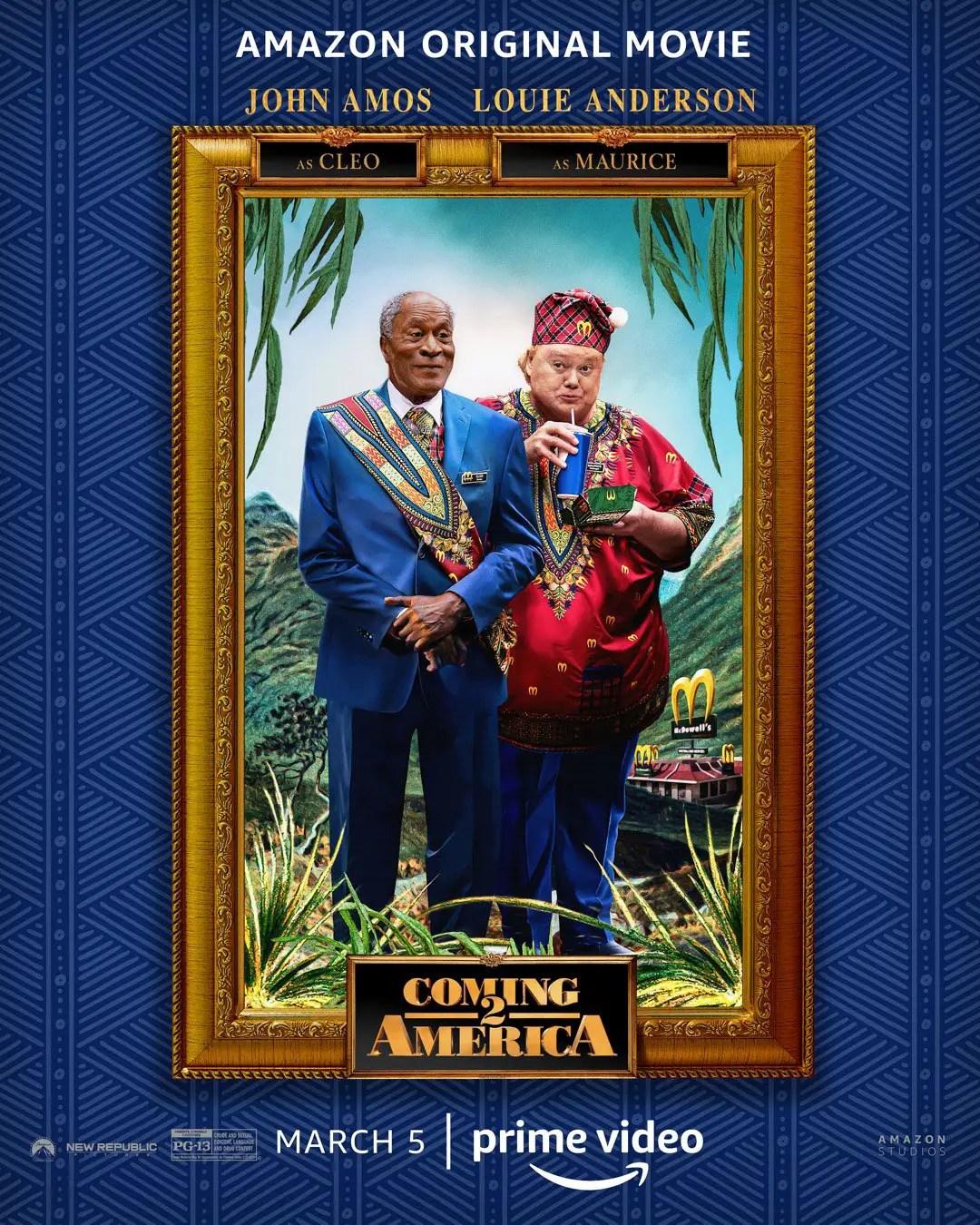 Um Principe Em Nova York 2 Ganha Novos Posteres Individuais