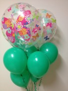 Gorgeous Butterfly Balloons