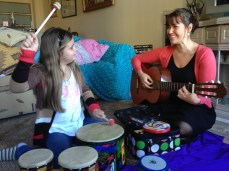 Music Therapy with Sarah