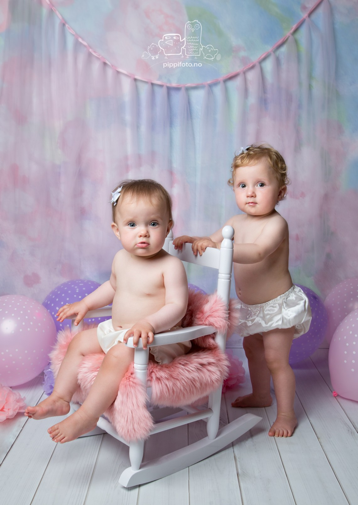 babyfotografering, babybilder, babyfoto, tvilling foto, tvillingsøster
