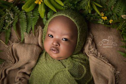 gavekort, nyfødtgutt, nyfødtfotograf