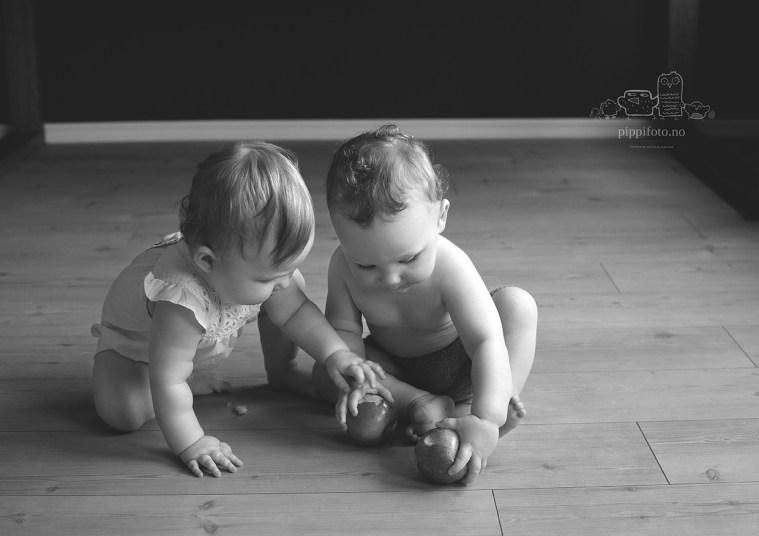 babytvillinger-babytwins-babyfotografering-Oslo