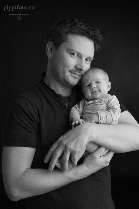 portrett-familiefotografering-far-og-datter