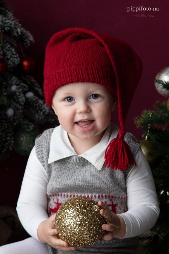 Julekort -Gavekort