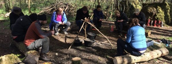 Weekend Bushcraft Course - Knife Work