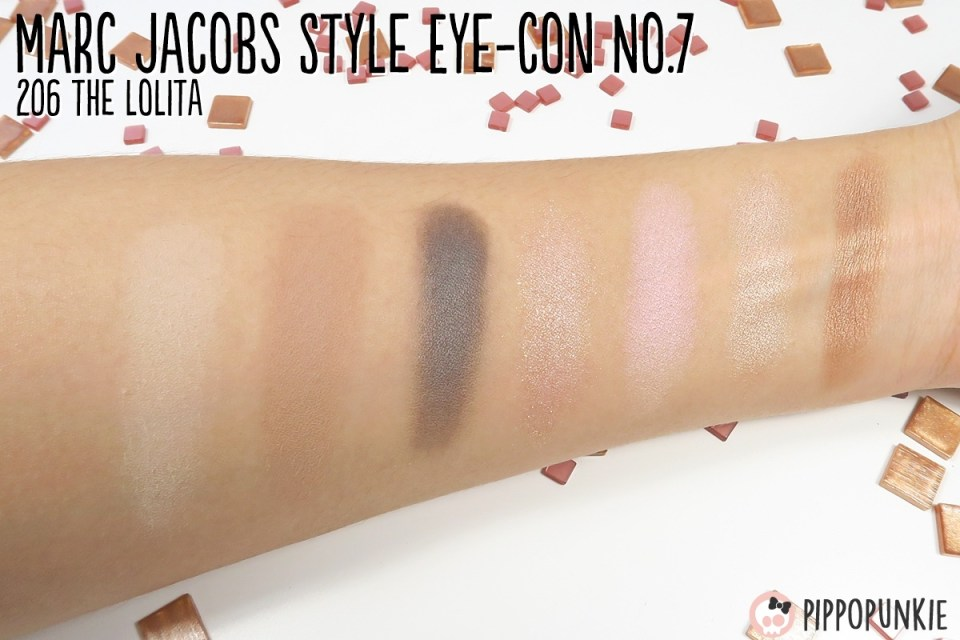 Review & Swatches - 7 Makeup Products from Sephora Thailand: Zoeva, Marc Jacobs, Burberry, Becca, and Sephora Collection | แกะกล่องรีวิวเครื่องสำอาง 7 ชิ้นจากเว็บไซต์ Sephora Thailand