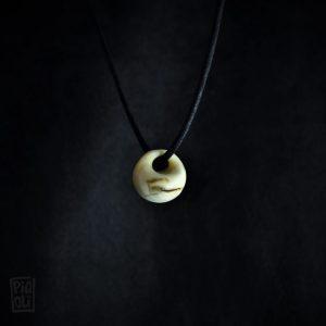 basket bead replica reproduction perle panier castel-merle préhistoire
