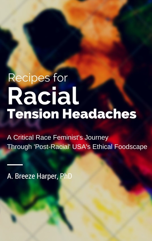Recipes for Racial Tension HeadCover