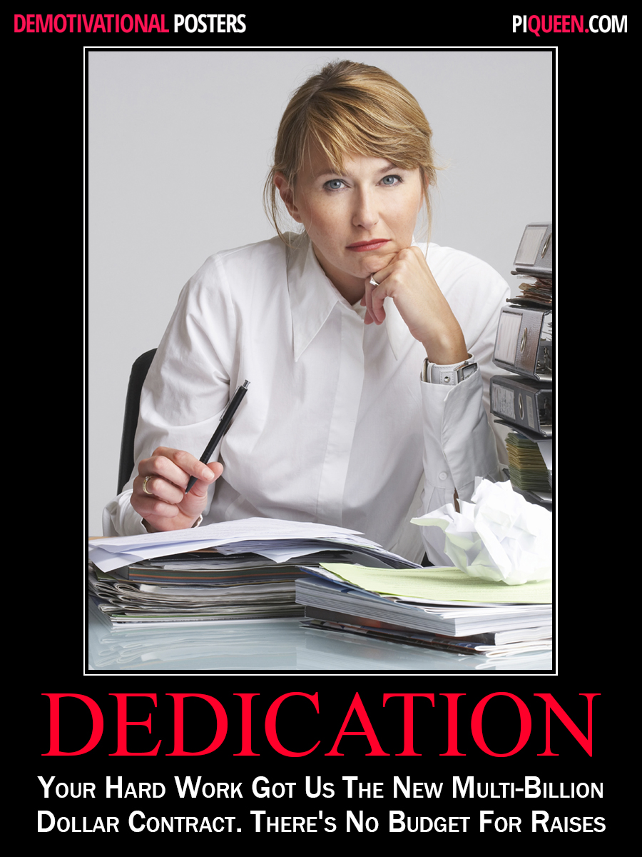 60 funny demotivational posters