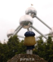 Blythe Kubrick U Go Gorl Series 2 Sofie piraita