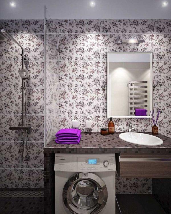 Дизайн ванной комнаты 6 метров – Ванная 6 кв. м: как ...